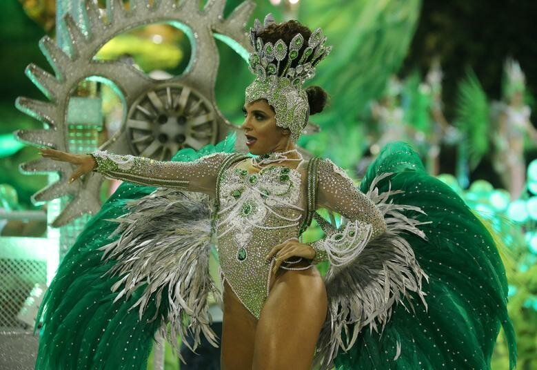 Фееричный карнавал в Рио-де-Жанейро в 2019 году: как это было бразилия, в мире, карнавал, события, фото, фотоотчет, фоторепортаж