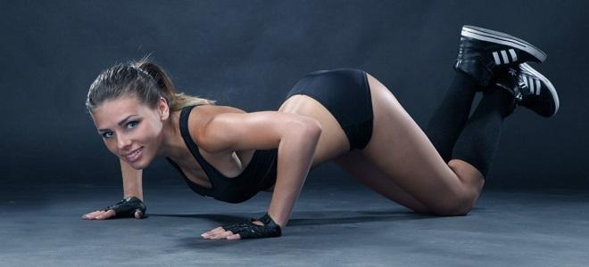 Упражнения для девушек в домашних условиях.