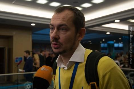 Украинский журналист рассказал о показательной «расправе над Украиной» в Москве