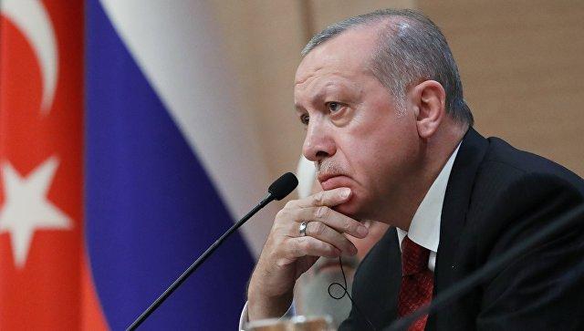 Эрдоган назвал удары США, Британии и Франции по Сирии обоснованными