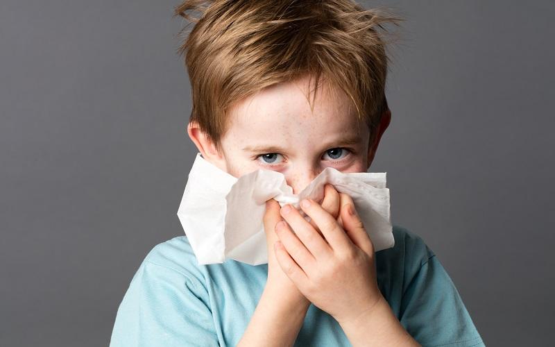 Почему у детей все время насморк