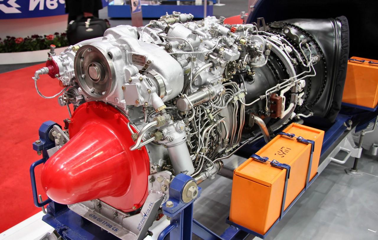 Ростех сертифицирует вертолетные двигатели в Китае