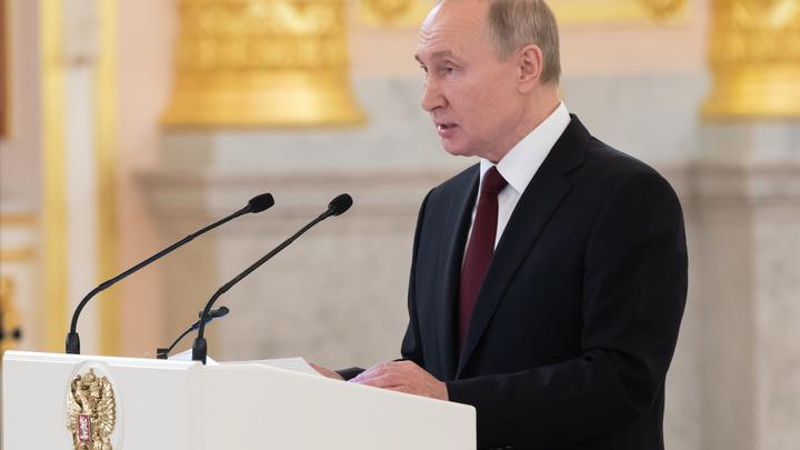 Генералы и полковник: Путин отправил в отставку высокопоставленных силовиков армия,россия