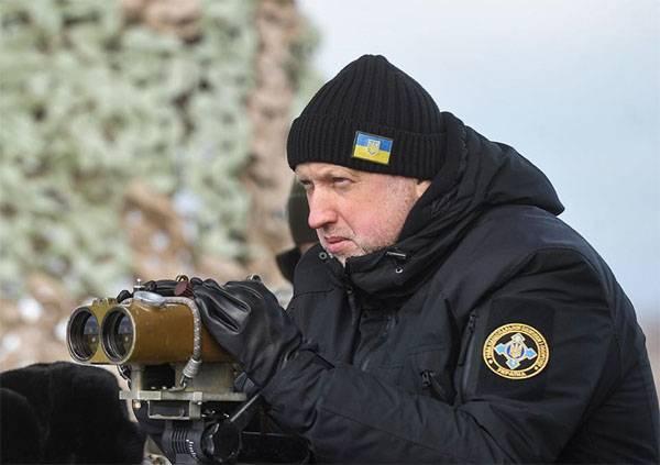Турчинов: Россия собиралась напасть на Украину ровно в 4 утра