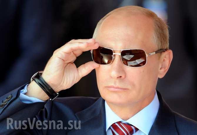 Путин не допустит «цветной революции»