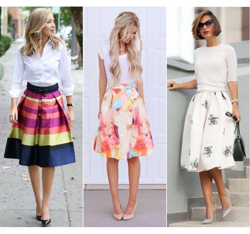 Вычисляем идеальную длину юбки