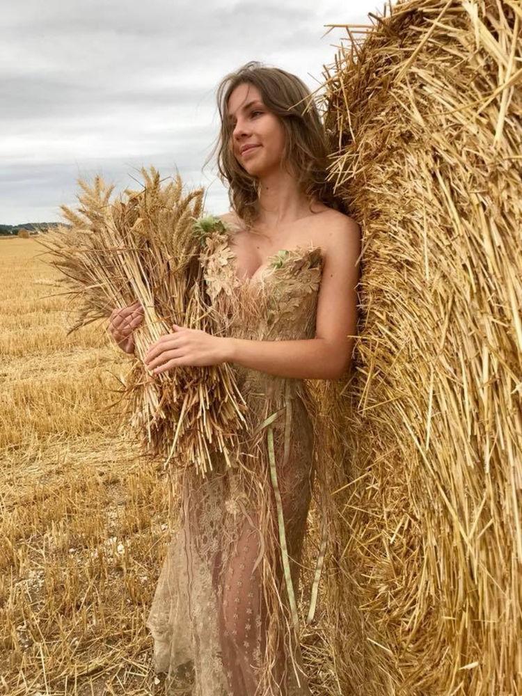 Француженка Sylvie Facon создает платья, которые поражают даже видавших виды людей, фото № 4