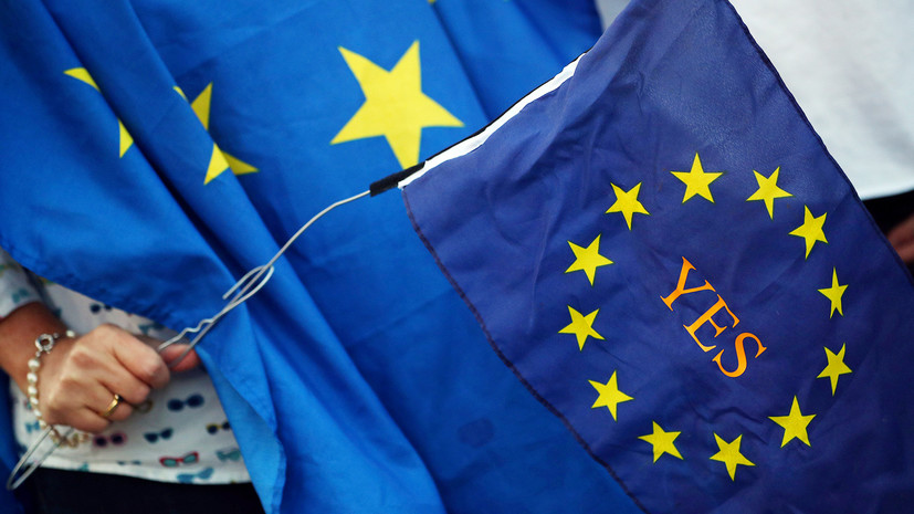 «Безоговорочная солидарность»: в ЕС прокомментировали выводы Лондона о вероятности «российского следа» в деле Скрипаля