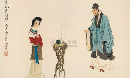 """Древний Китай. Притча: """"Яд только в голове"""""""
