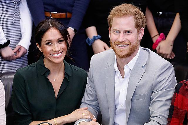Стало известно, какой романтичный сюрприз сделала Меган Маркл принцу Гарри на заднем дворе в день рождения