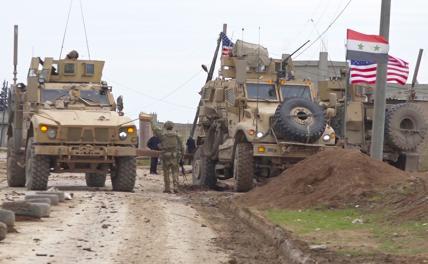 «Русские чужими руками зачистят Сирию от солдат США. Для инвестиций из КНР» геополитика,сирия