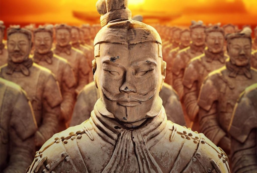 Гробница Цинь Шихуанди - фантазии и археологическая реальность -  Исторический дискуссионный клуб - медиаплатформа МирТесен