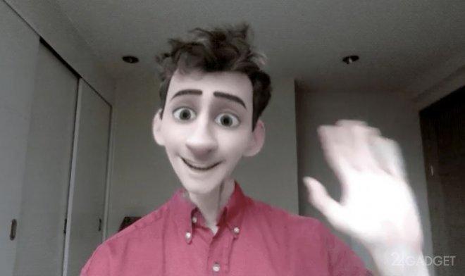 Фильтры мультипликационных персонажей Snap Camera теперь есть и в Zoom
