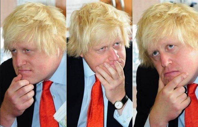 """""""Борис, заткнись"""": британцы …"""