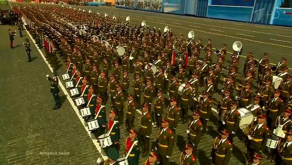 Иностранцы о военном марше России: «Русские всегда чтут свою историю»