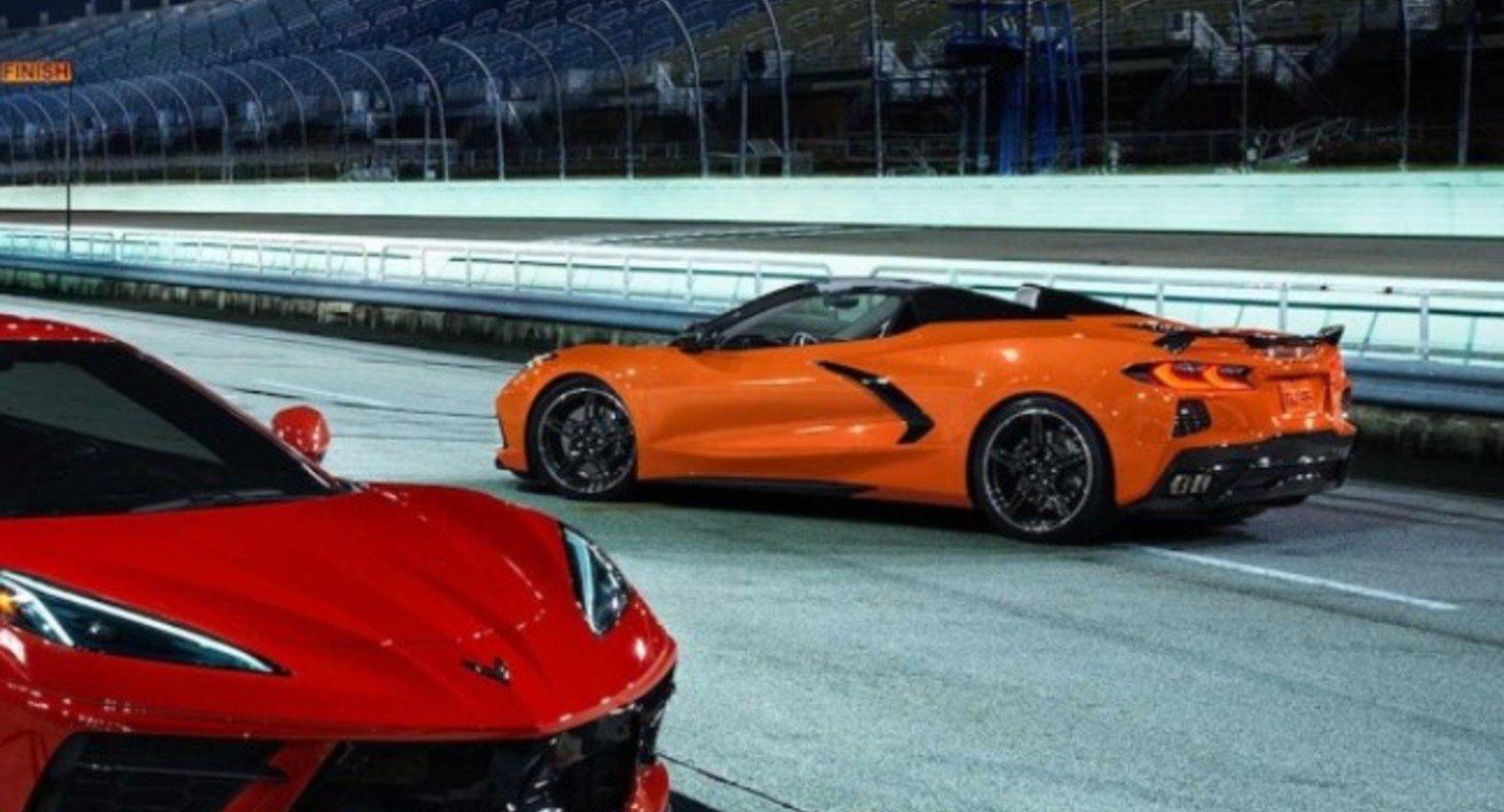 Chevy не будет помогать различным ателье тюнинговать модель Corvette C8 Автомобили