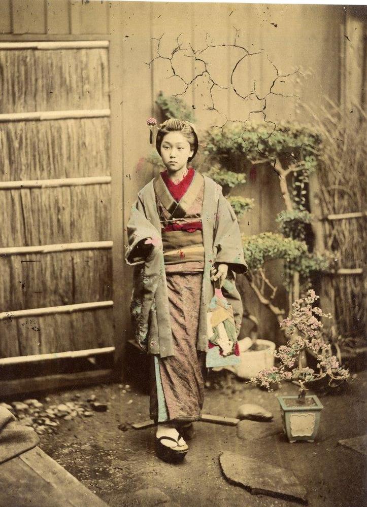 ИСТОРИЯ МОДЫ. Японская империя vs. кимоно - уйти, чтобы остаться