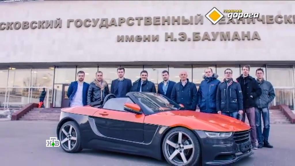 Родстер «Крым»: на что способен российский автомобиль с откидным верхом