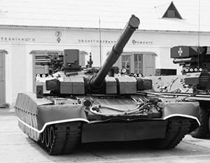 Украина отказалась закупать танки «Оплот» из-за российских комплектующих
