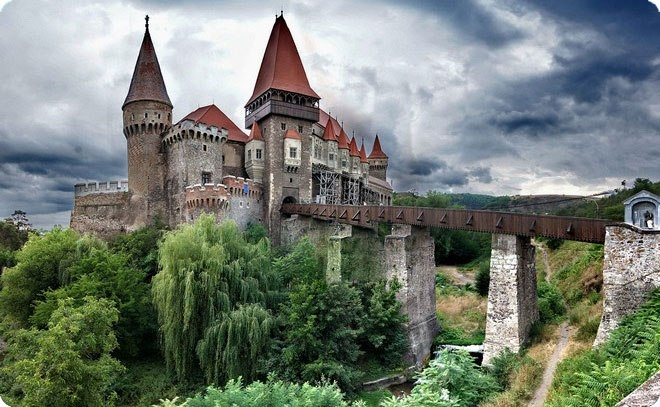 Трансильвания – край, окутанный легендами