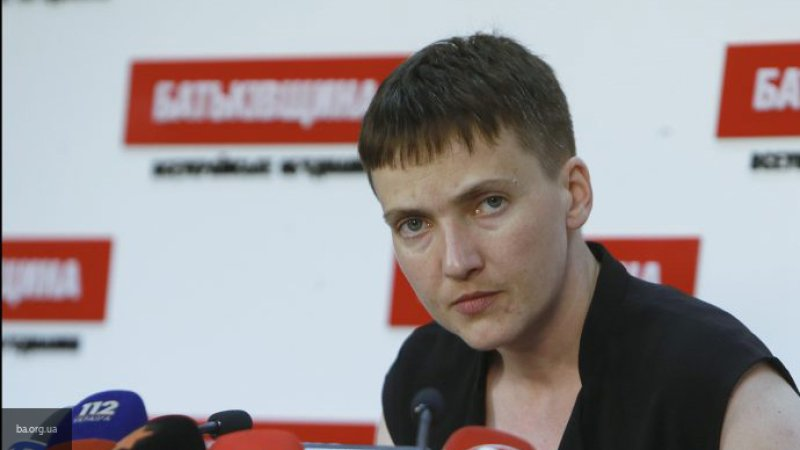 Савченко допустила возвращение крепостного права на Украине