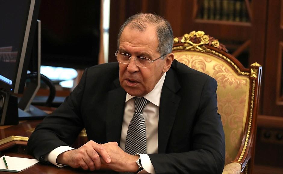 Лавров заявил об утрате Вашингтоном таланта дипломатии