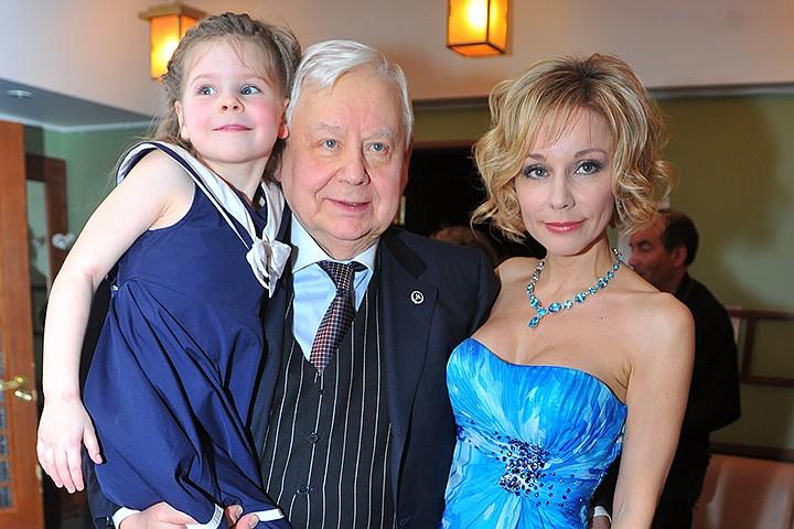 Дети Олега Табакова: тяга к актерству передалась всем четверым