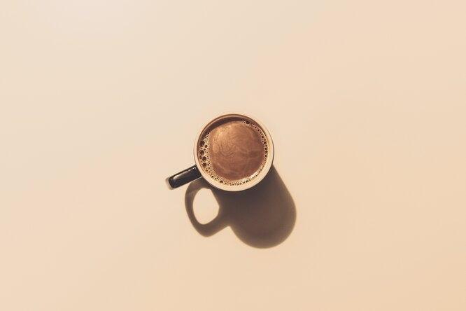 Чем цикорий отличается от кофе еда,кофе,растения
