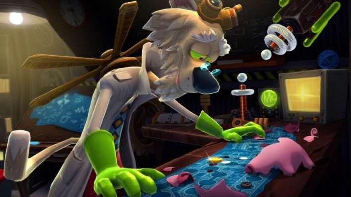 Анонсирована дата выхода новой игры MouseCraft на Nintendo Switch mousecraft,nintendo switch,анонсы,Игры