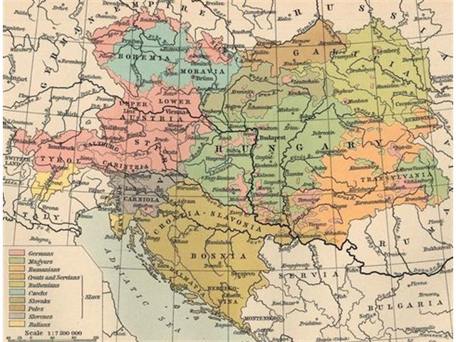 Истории от Олеся Бузины: Реквием по Австро-Венгрии история