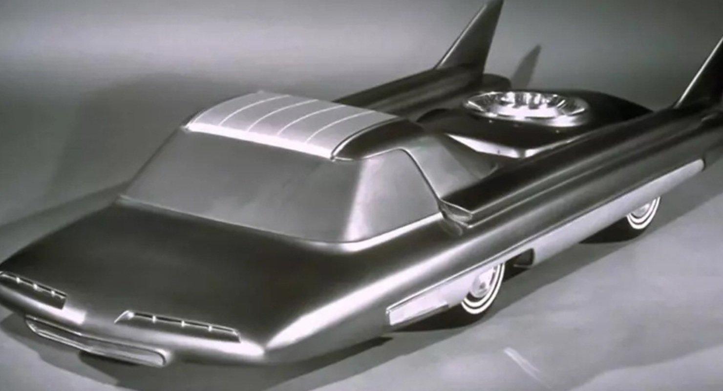 Названы неизвестные концепты компании Ford с долей футуризма Автомобили