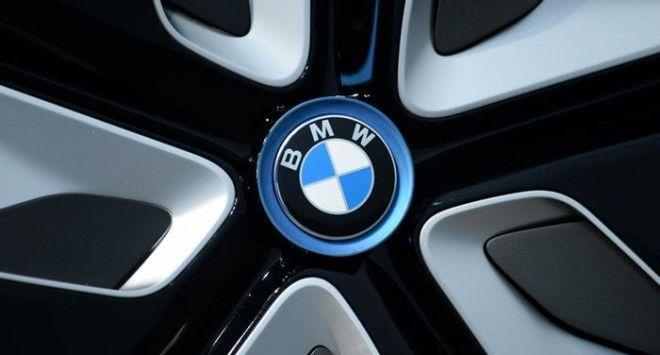 Патриотичный BMW