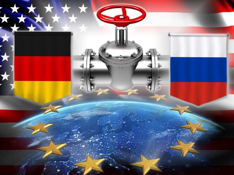 """Как в США отреагировали на намерения России ответить на санкции по """"Северному потоку-2"""""""