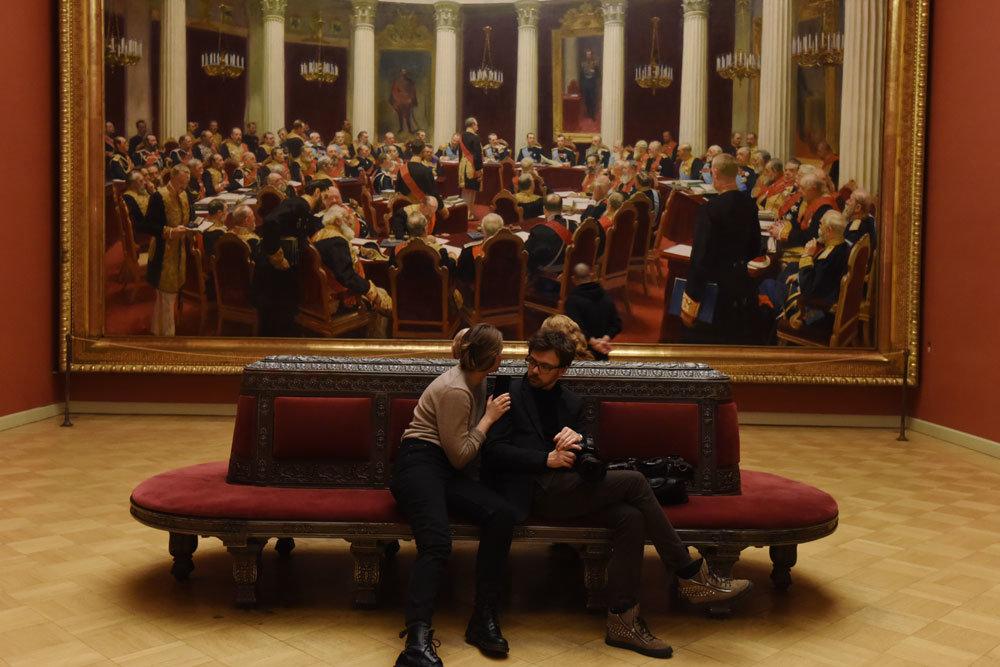 В честь юбилея Русский музей…