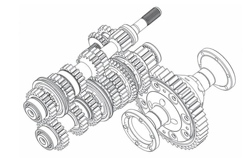 Коробка быстрых скоростей: кулачковая коробка передач авто,авто и мото,автомобиль,пдд,Россия