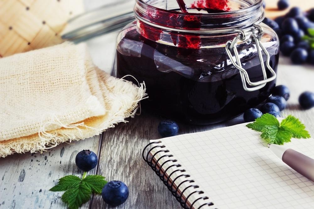 Черника: 15 интересных рецептов варенья на зиму варенье,десерты,заготовки