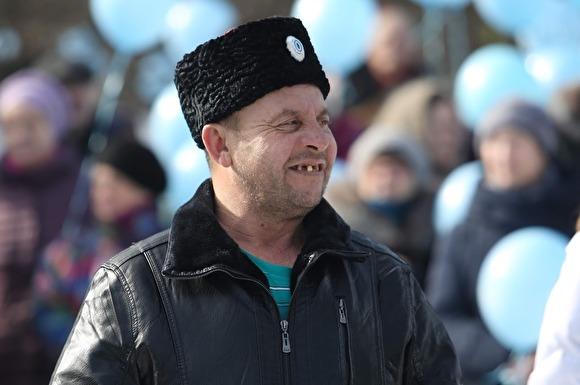 Шумков предложил разрешить казакам охранять границы России