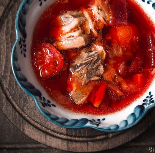 Пять рецептов борща, за который мужчины продадут душу вкусные новости,кулинария,рецепты,супы