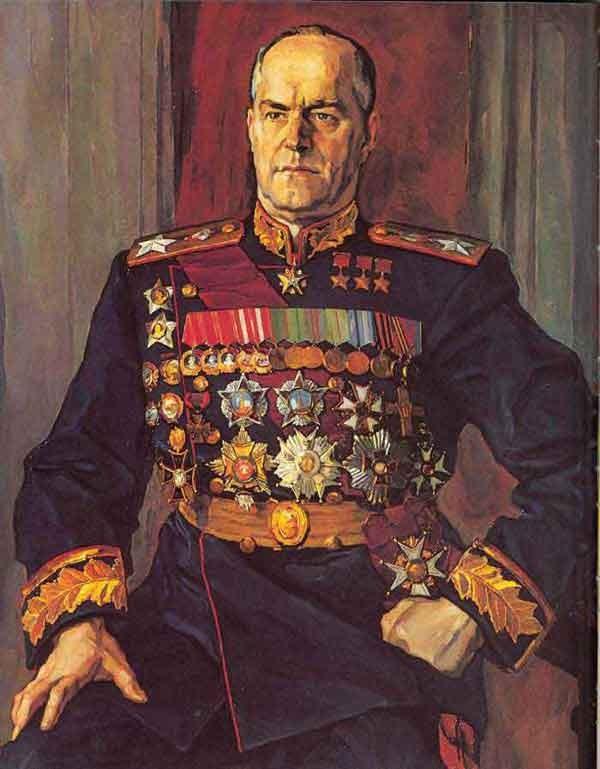 День рождения маршала Советс…