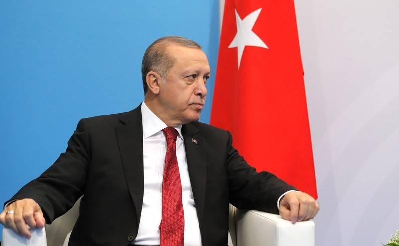 Эрдоган заявил о начале развёртывания турецких войск в Ливии