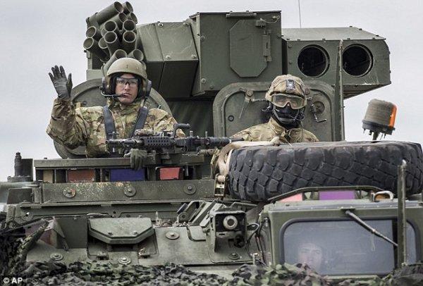 НАТО стоит готовиться к молниеносному захвату Польши Россией, — Daily Mail