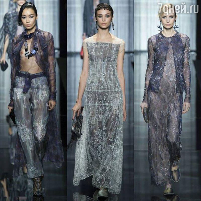 Неделя моды в Милане: выход …