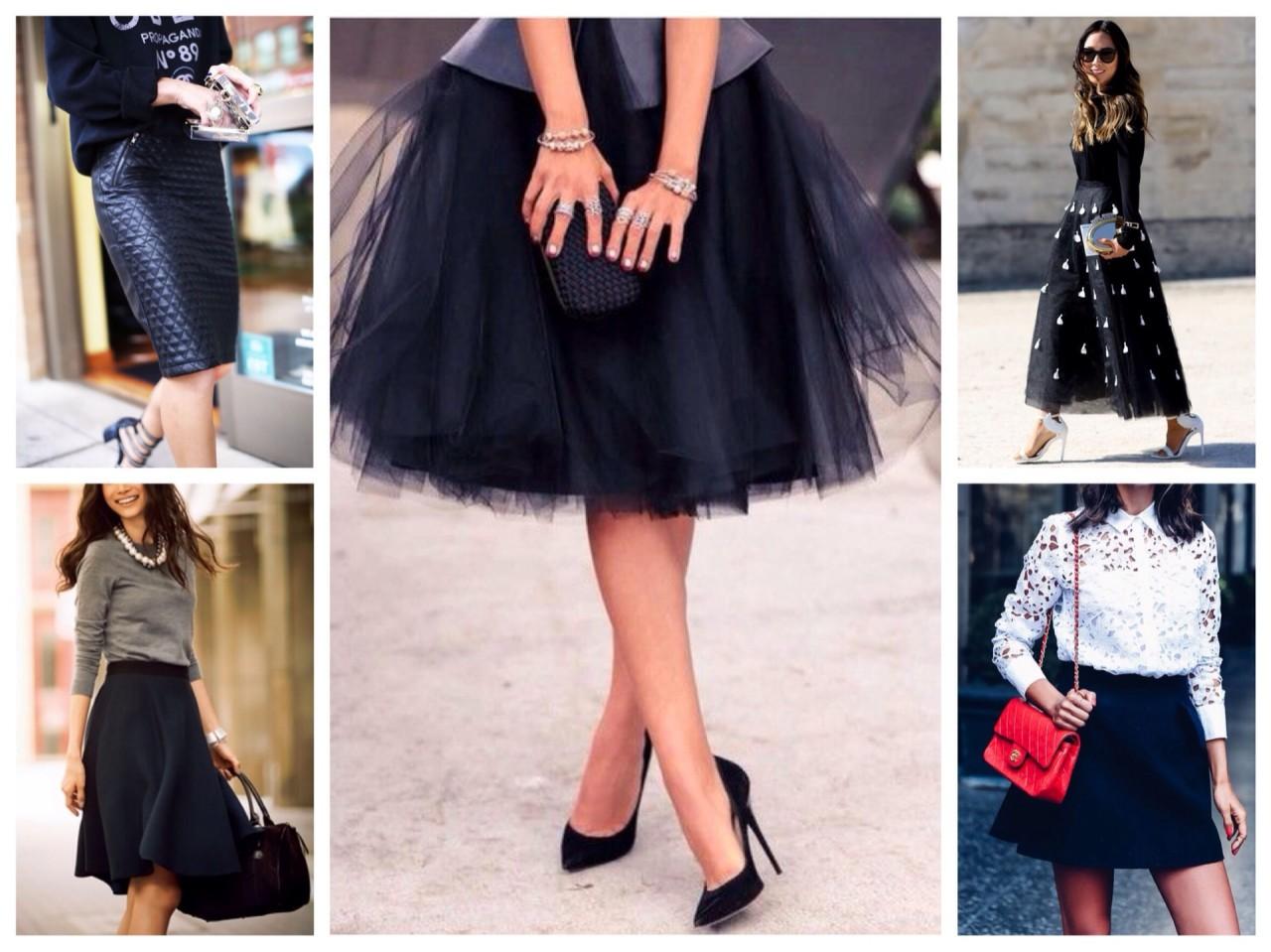 37 способов сшить юбку