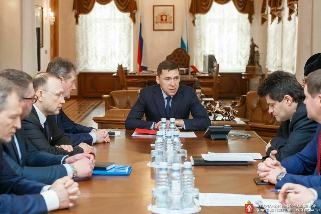 Мэр Екатеринбурга пообещал построить семь новых скверов до конца лета на фоне протестов