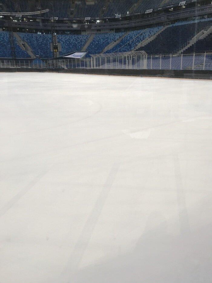 Как делают лед для катка Как это делается, арена, лед, проивзодство