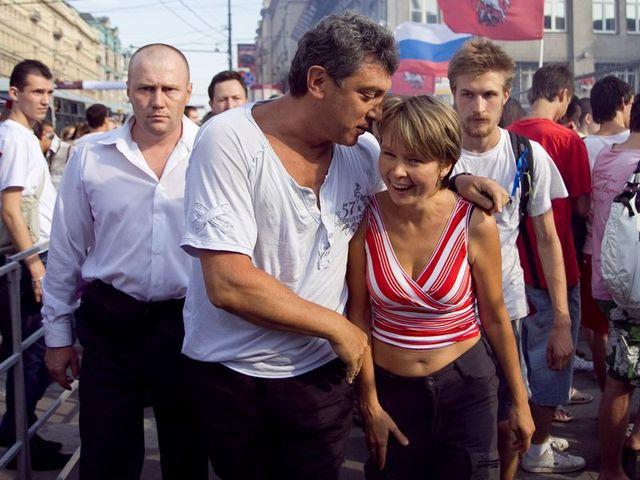 Борис Немцов — об истоках политической биографии «борца за народ» россия