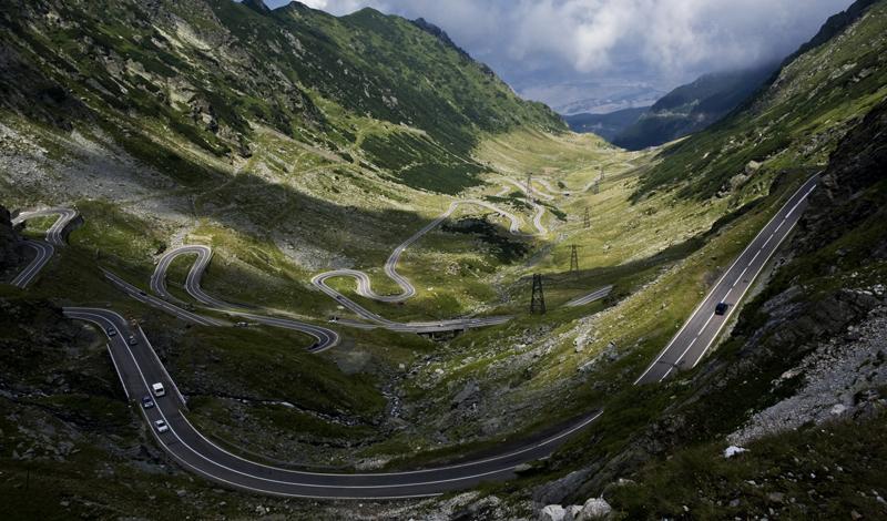 Где находятся лучшие и худшие дороги мира