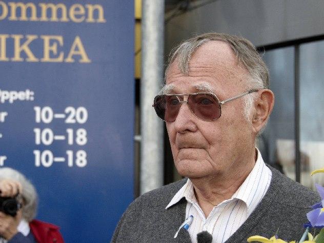 Кому завещал миллиардное состояние основатель IKEA
