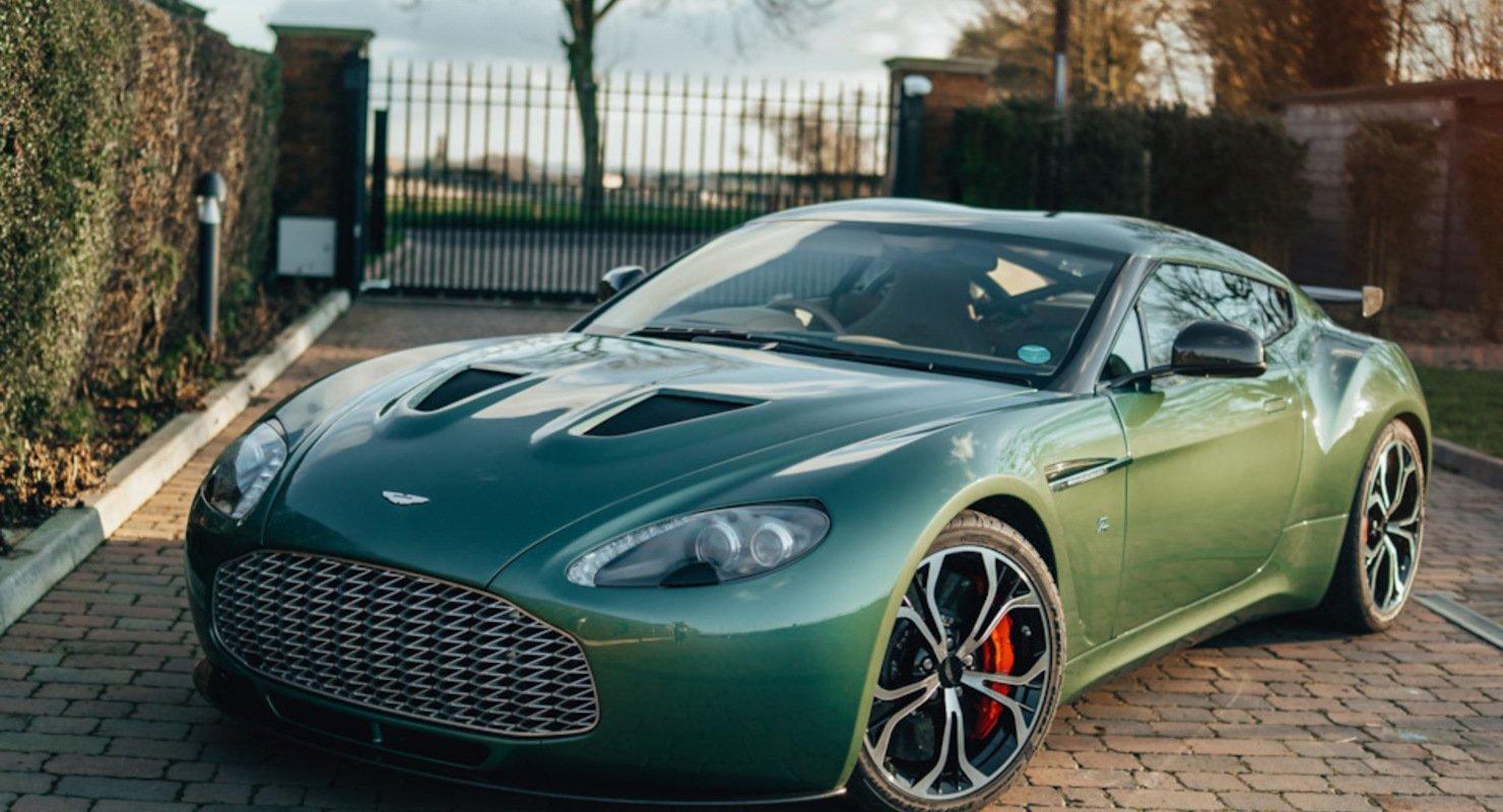 Aston Martin V12 Zagato Автомобили