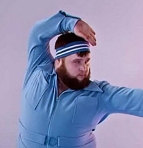Как выглядел Пухляш из клипа Little Big до популярности Дмитрий Красилов,Евровидение 2020,звезда,новости,Танцор,фото,шоубиз